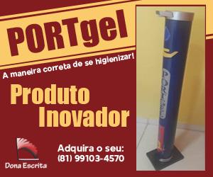 PORTgel - A Maneira correta de se higienizar! Telefone/WhatsApp: (81) 99103-4570