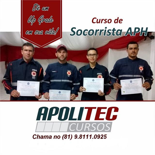curso de aph online com certificado reconhecido pelo mec