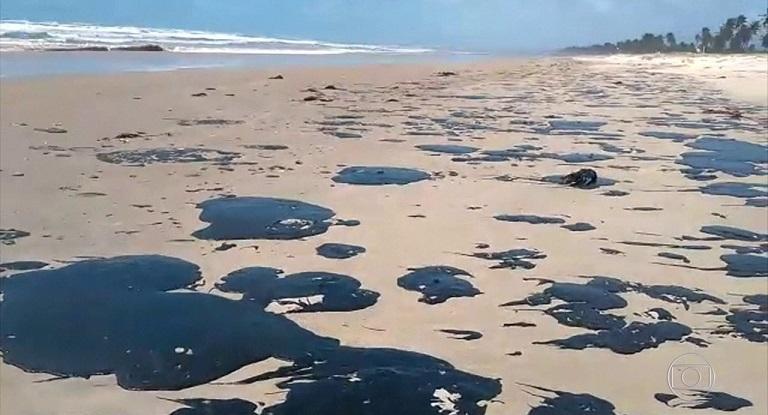 oleo-praias